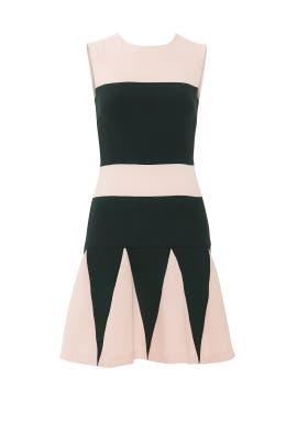 Laila Godet Dress by Raoul