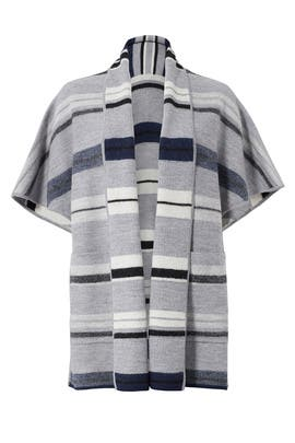 Grey Blanket Cardigan by Derek Lam 10 Crosby