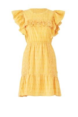 Marigold Whitney Dress by LoveShackFancy