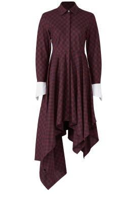 Sutton Tartan Dress by Petersyn