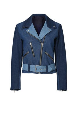 Denim Trio Jacket by VEDA