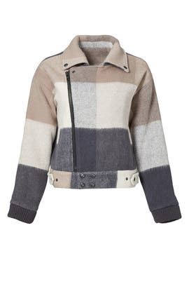 Colorblock Charlie Jacket by Lovers + Friends