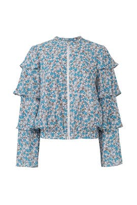 Floral Gjusta Jacket by Ali & Jay