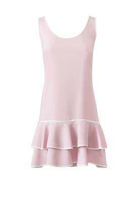 Pink Sarai Dress by Amanda Uprichard