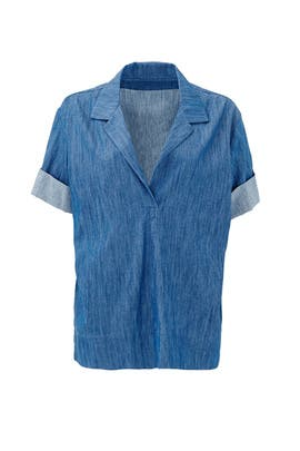 Chambray Josi Shirt by Corey