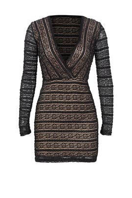 Overlapping Lace Dress by Endless Rose