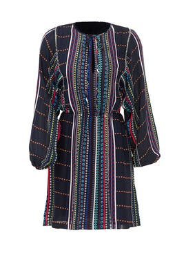Dixie Print Shirt Dress by Parker
