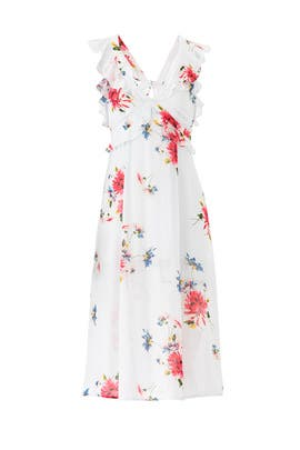 Floral Milani Dress by ASTR