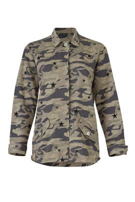 Vintage Camo Jacket by MONROW