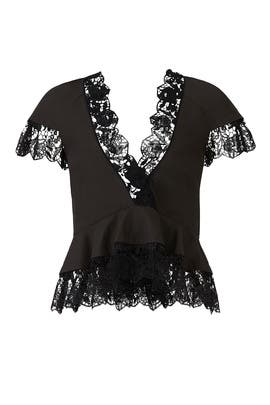 Lace Albany Top by A.L.C.