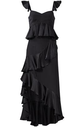 Black Blake Dress by AMUR