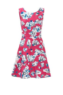 Topanga Dress by Diane von Furstenberg