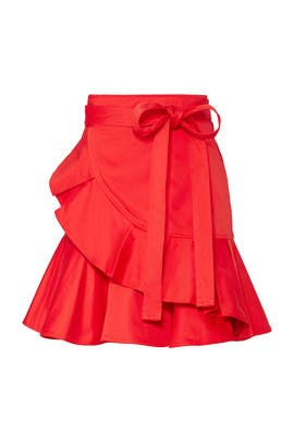 Anvivi Ruffle Skirt   by Alexis