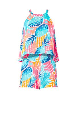 Edona Romper by Lilly Pulitzer