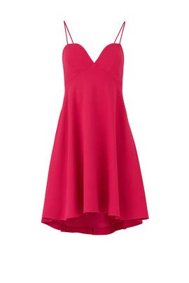 Pink McAdam Dress by Black Halo