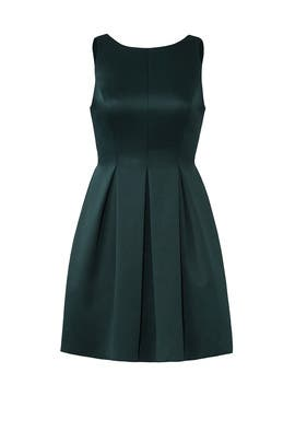 Emerald Green Dress by Slate & Willow