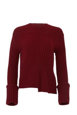 Pollyshore Sweater by CAARA