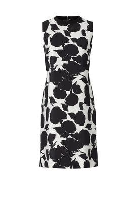 Abstract Shift Dress by Derek Lam 10 Crosby