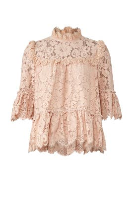 Amaretto Poppy Top by kate spade new york