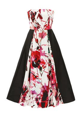 Floral Gweney Dress by Sachin & Babi