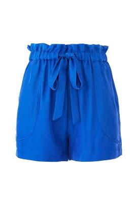 Gathered Kori Shorts by Milly