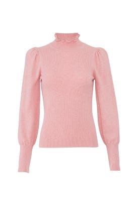 Cozy Turtleneck Pullover by La Vie Rebecca Taylor