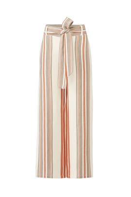 Striped Molly Pants by Rebecca Minkoff