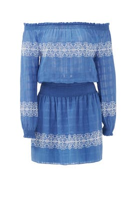 Loretta Tunic Dress by Tory Burch