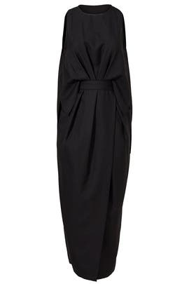Black Klein Dress by Rachel Comey