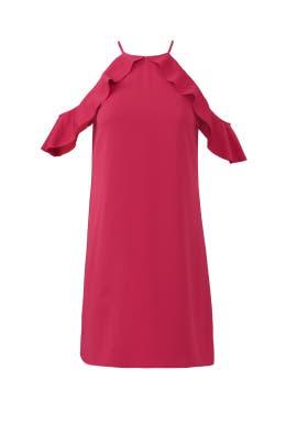 Raspberry Saga Dress by Cooper & Ella