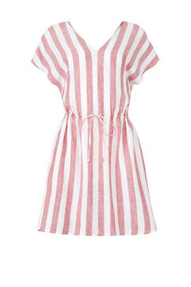 Striped Wren Dress by Rails