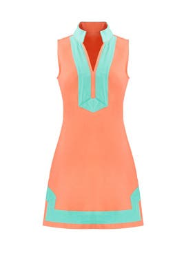 Aqua Melon Dress by Sail to Sable