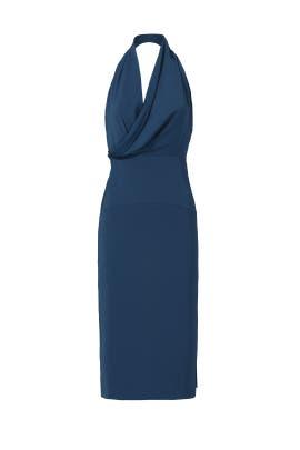 Blue Escape Dress by Keepsake