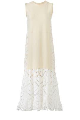 Buttercream Dress by See by Chloe