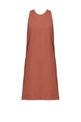 Dusty Rose Shift Dress by Nina Ricci