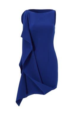 Cobalt Joan Dress by AQ/AQ