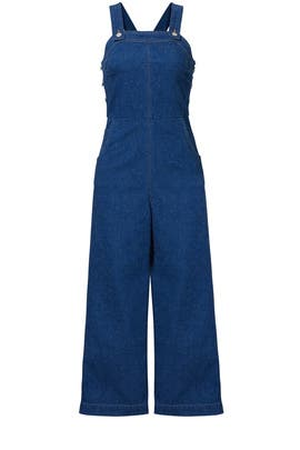Denim Jumpsuit by Suno