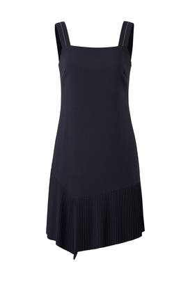 Pleated Tank Dress by Jason Wu Grey