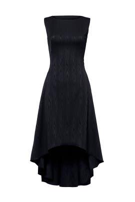 Black Vinyl Dress by Rubin Singer