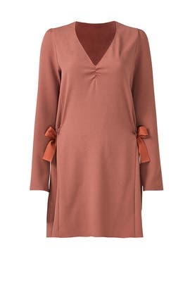 Dusty Pink Lauren Dress by See by Chloe