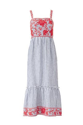 Embroidered Zoe Maxi by Slate & Willow