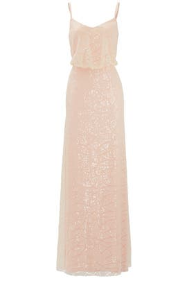 Apricot Breeze Gown by Slate & Willow