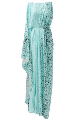 Fingerprint Gown by Vionnet