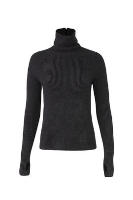 Carbon Knit Sweater by KAUFMANFRANCO