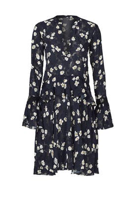 Floral Flow Boho Dress by 10 CROSBY DEREK LAM