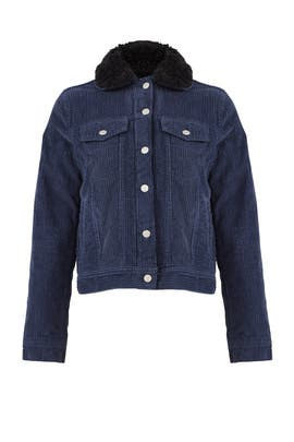 Ellen Jacket by The Cords & Co