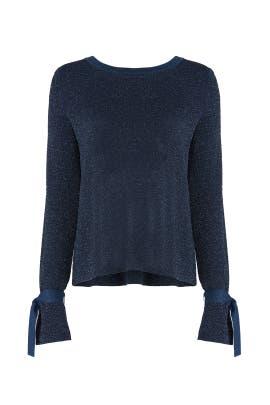 Fine Gauge Sweater by White + Warren