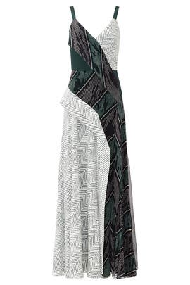 Combo Print Maxi by ADEAM