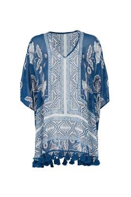 Sheer Shook Tassel Tunic by Show Me Your Mumu
