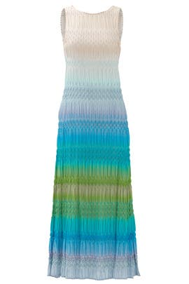 Oceanside Dress by Missoni